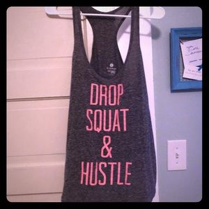 Old Navy Fun Workout Tank